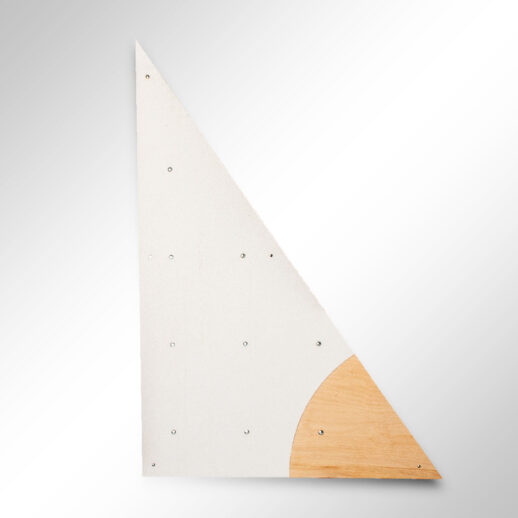 Separate BLOCKids climbing board - triangle