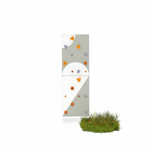 Climbing wall for children BLOCKids 2 outdoor